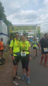 Ziel Supermarathon