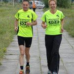 Laufen, quatschen, lachen - Claudia Tautz und Gerd Gladasch.