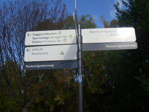 LGM Wanderung @ Ab/An Wanderkreuz U-Bhf. Alt-Tegel | Berlin | Berlin | Deutschland