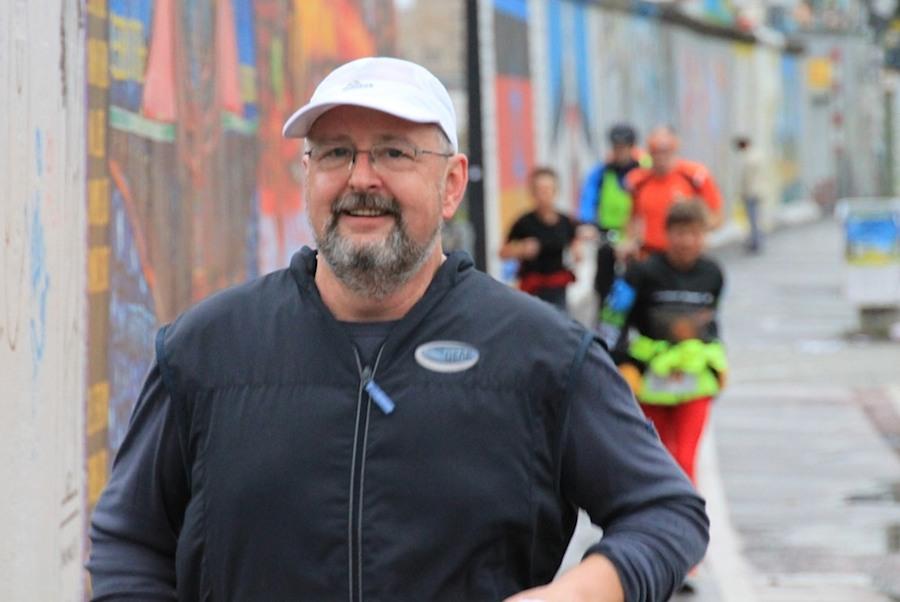 John Kupferschmidt. (Foto: LG Mauerweg)