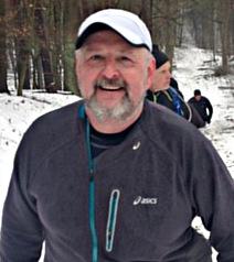 John Kupferschmidt beherrscht sie, die Kunst des langsamen Laufens. (Foto: Alexander von Uleniecki)